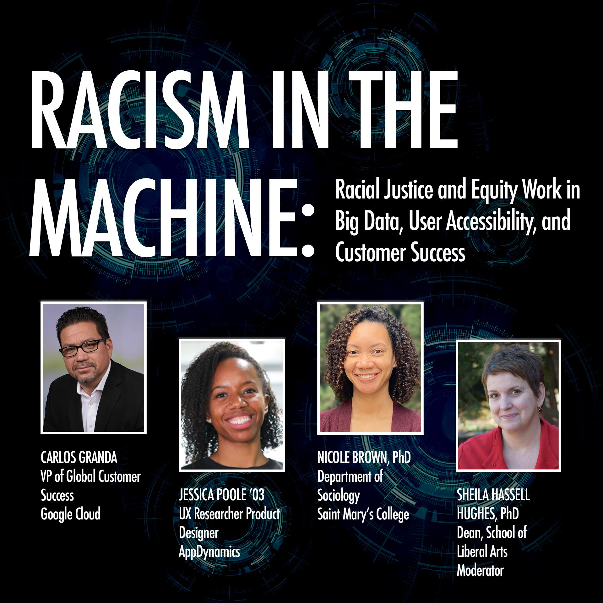 racism in the machine