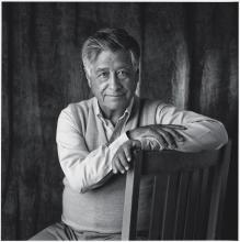 Cesar Chavez, founder of the United Farm Workers, is one of many activists Collopy has captured on film.