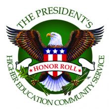 President's Community Service Honor Roll Logo