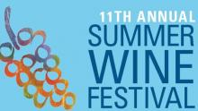 11th Annual Wine Festival logo
