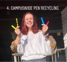 Pen Recycling