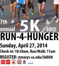 5K Run 4 Hunger