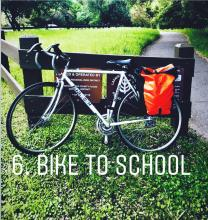 6. Bike to School