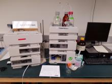 HPLC Agilent 1100 series