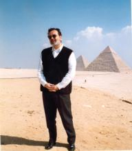 Brother Donald in Egypt