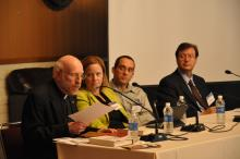 Panel discussion on inequality