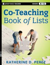 Co-Teaching Book of Lists