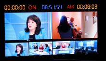 Pro. Barbara McGraw on CW44/Cable 12 News