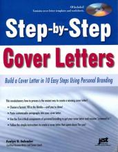 Step-by-Step Cover Letters cover image