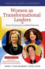 Women as Transformational Leaders: From Grassroots to Global Interests
