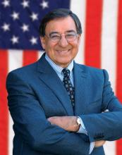 Former Secretary of Defense and CIA Director Leon Panetta