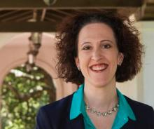 Lisa M. Moore '96, Vice President for Advancement