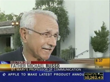 KTVU-TV Interviews Communication Professor Rev. Mike Russo