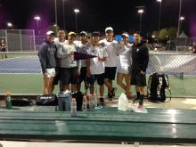 The Nationals Club Tennis Team!!!