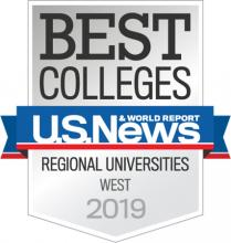 Saint Mary's College of California Top 10 Regional Universities in the West US News Ranking