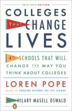 Colleges That Change Lives 2013-14 Edition
