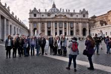 JanTerm 2015: SMC Pilgrimage to Rome