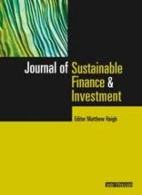 sustainable finance and investment
