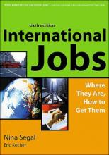 International Jobs cover