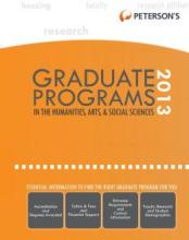 Peterson's Graduate Programs