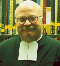 Photo of Brother Richard Lemberg, F.S.C.