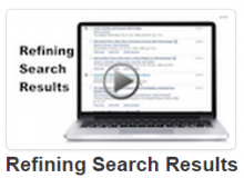 Refining Search Results