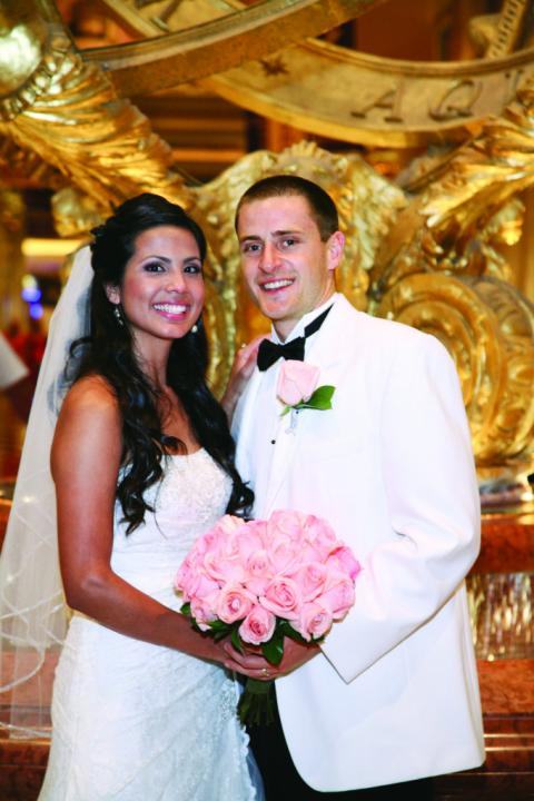 Andrea (Garcia) '11 and Joseph Arnold '10 MBA '12