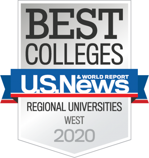 Top 5 in the West by U.S. News and World Report