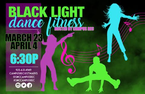 black light fitness