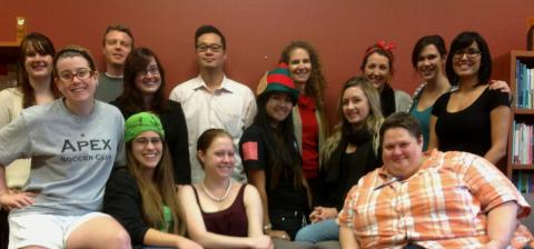 CWAC Staff Fall 2012