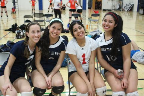 Women's Club Vollyball