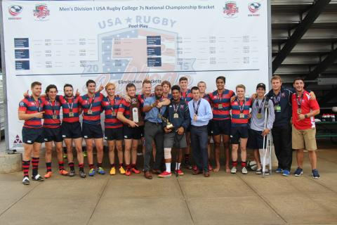 Men's Rugby 7's National Champions