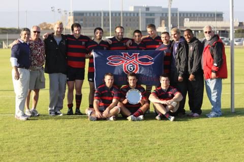 Saint Mary's Rugby at National 7s in 2011