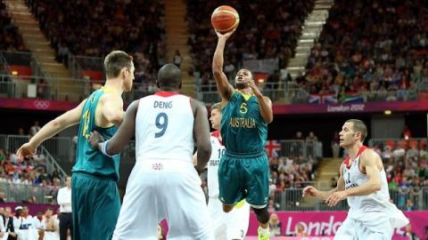 AP Photo Patrick Mills captured the world's attention with 39 points today against Great Britain at the Olympic Games.