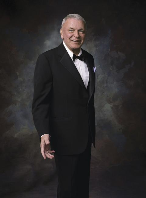 Frank Sinatra helped to launch Collopy's career, and the two remained friends throughout the singer's life.