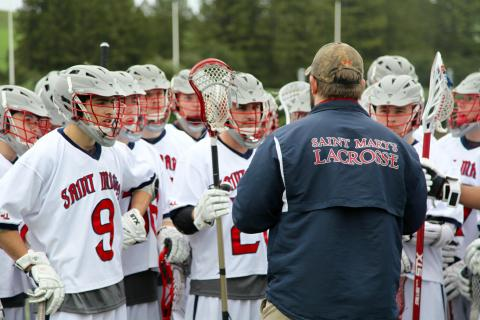 Mens Lacrosse Saint Marys College