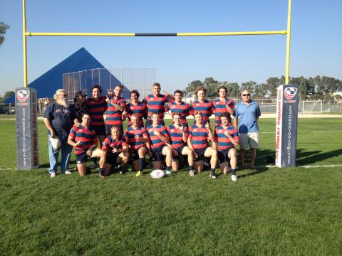 Men's Rugby 7's  - Long Beach Tournament Champions