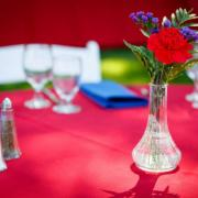 Conference Services Table Setting 1