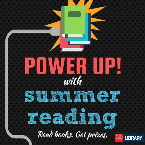 Power Up with Summer Reading