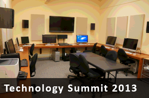 Technology Summit 2013: Keck Computer Lab Photo
