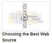 Choosing the Best Web Source video