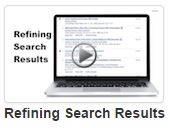 Refining Search Results video