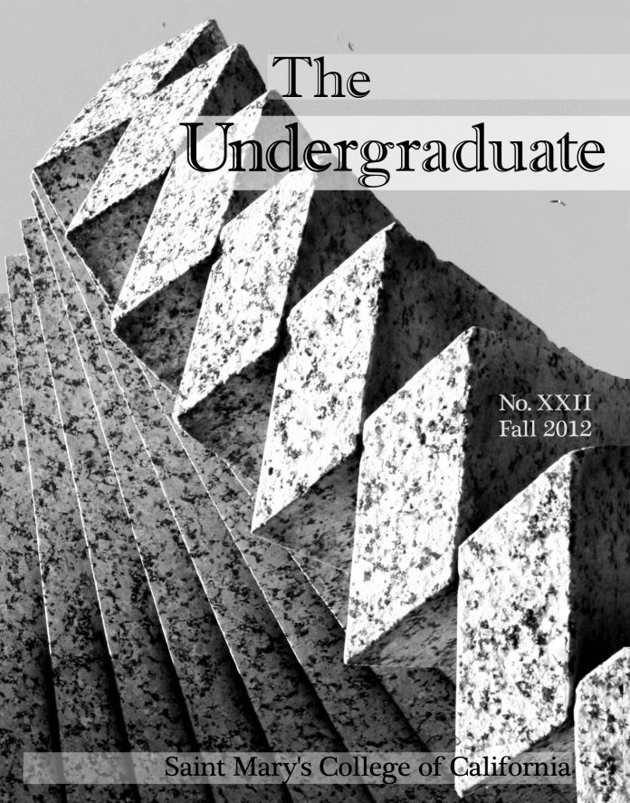 Cover of the 2012 edition of The Undergraduate
