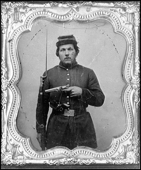 A soldier from Forrest's regiment
