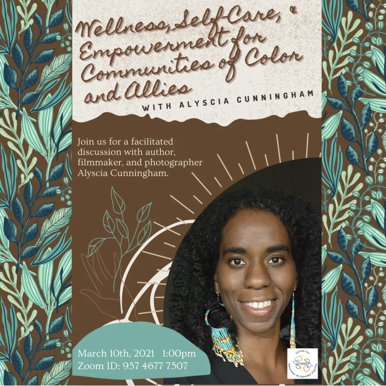 Wellness, Self Care & Empowerment For Communities of Color and Allies