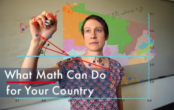What Math Can Do for Your Country Homepage